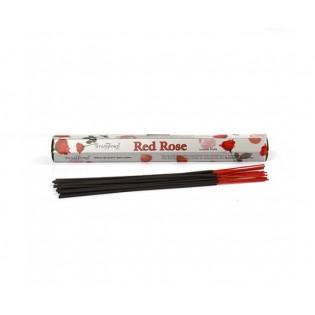 Bâtons D'Encens Rose Rouge