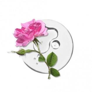 Huile parfumée de Rose