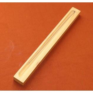 Porte encens bambou