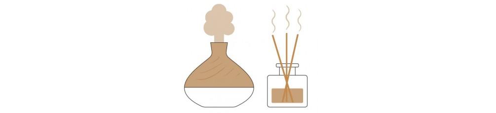 Diffuseurs d'huiles essentielles & Parfumés