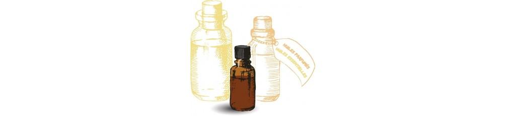 Aromathérapie  - Huiles essentielles & parfumés 100% Naturelles
