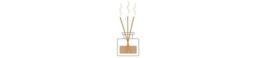Diffuseurs de parfum a bâtonnets