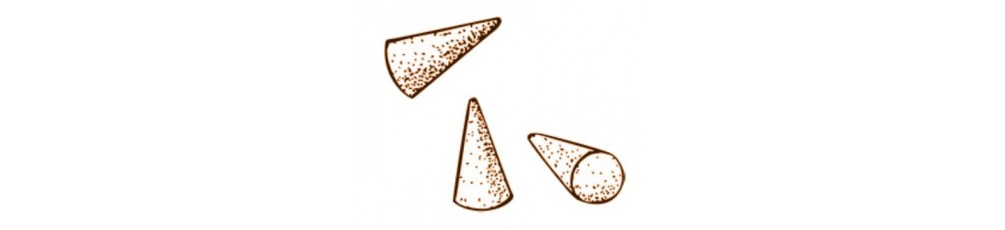 Encens en Cones naturels & de qualité